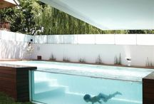 Pools / Inspiration for Little Bay house