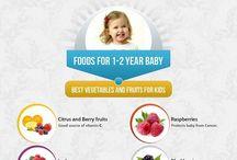 Feeding Babies & Children / Foods