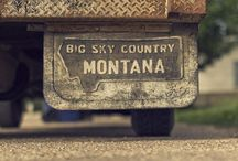 406 Big Sky Country / by Taylor Brown