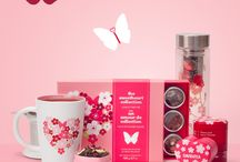 Tea My Valentine? / Want to heat things up this Valentine's Day? Give the best gift - tea. It's sweet, thoughtful, healthy and unexpected. Just like you. / by DAVIDsTEA