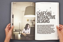 typography / print design