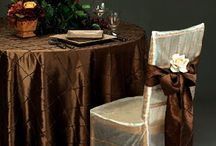 Fancy Fabric Tablecloths / We have some really nice fabrics on this board to showcase.