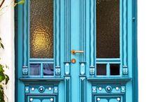 Вдохновение. Архитектура и двери