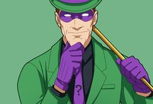 The Riddler / The man who makes it doesn't want it. The man who wants it doesn't use it. The man who uses it will never know he has it. Give up? - A coffin!