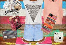 Fashion Sets / fashion, colorful, love