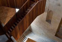 Stairways..