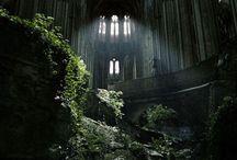 Abandoned / by Alan Lang