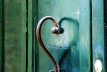 Hearts in Unusual Places