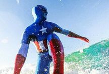 GoPro Super Heroes / Showcase of the best GoPro pictures & videos on the web taken by awesome superheroes.