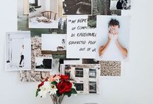 I N S P I R E / Inspiration Boards and Creative Organizational Techniques
