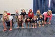 Storytime Yoga® for Kids in the Library