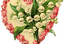 Valentin/søde kort