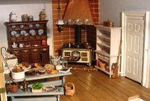 miniatyyri huoneet ja ideat