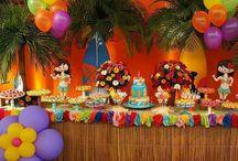 Rebeca festa Moana