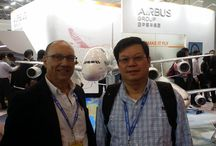 Global Aviation Partners at the Zuhai Airshow China / Zuhai Airshow China 2014 #Zuhaiairshow