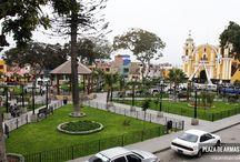 Aniversarios / Aniversario de creación política de los distritos, provincias y regiones del Perú