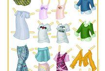 1-vocabulaire vêtements