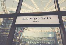 Blooming Nail salon / 가든파이브 블루밍네일✨