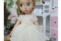 Disney Animator's Collection Dolls / Dolls, clothes and patterns.