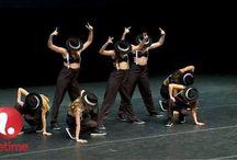 Hip hop or ballet?
