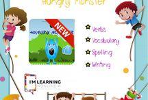 Aplicaciones (Apps) infantiles
