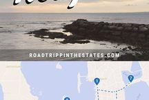Destination: Northeast USA
