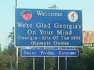 Georgia on my mind / by Cynthia Dueñas-Manning
