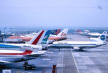 When Airports were colourful