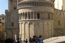 TUSCANY 1 /  Następna podróż do ukochanych Włoch   - Arezzo,Cortona,Lucca,Pisa.