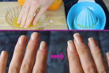 Beauté / Fortifier ongles