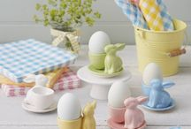 Easter Ideas / Here you will find some great ideas for your Easter table or gifts.