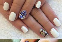 Nail design / Cool nail designs
