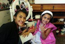 Super spa  Princesas por Sweet Treats by Luciana Manso