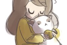 BEE AND PUPPYCAT!!!!!! / You took to long now your candy is all gone!!