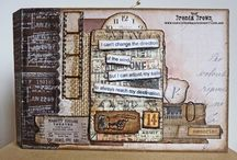 Art Journals / by Leanne Taylor