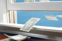 Top Money-Saving Ideas / Check out these frugal, DIY ways to save money! We've got many more money saving ideas and tips than just what you see here, but this board represents our rotating list of Top 10 favorites.