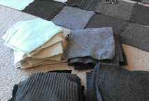 Sweater blankets