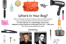 T3 Contest - What's in My Bag / by Sahara Rao