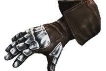 Historic Cestus / A Cestus is a Gladiator Glove; Tough and Ready for Anything!