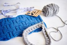 Essential Skills for Circular Knitting / Learn all the skills necessary for knitting in the round with my Craftsy class.