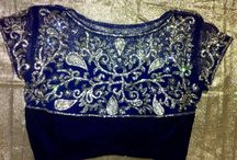 #Ethnic_blouse