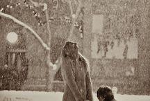 Engagement Photo Ideas / by Faith Funderberg