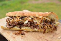Sandwiches, wraps