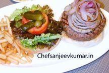 Burger / Excellent Burger Recipes