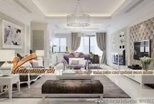 Thiết kế nội thất chung cư Golden Land / Thiết kế nội thất chung cư Golden Land mang tới một cái nhìn khác cho không gian sống hiện đại, tiện nghi. Dưới đây là hình ảnh về nội thất trong một căn hộ thuộc chung cư Golden Land, căn hộ có diện tích khá thoải mái 107,4m2, có thiết kế ban công hướng ra trục đường chính, đón nhiều ánh nắng cho căn nhà. http://vietnamarch.com/thiet-ke-noi-that/thiet-ke-noi-that-chung-cu/item/232-thiet-ke-noi-that-chung-cu-noi-that-tan-co-dien-trong-can-ho-golden-land.html