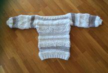 Knitting styles