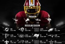2015-2016 Redskins Season / Keep up with the #Redskins during the 2015-2016 NFL season  / by Washington Redskins