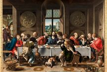 Netherlandish Last Supper