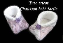 Layette Chaussons
