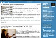 London Piano Institute  Websites
